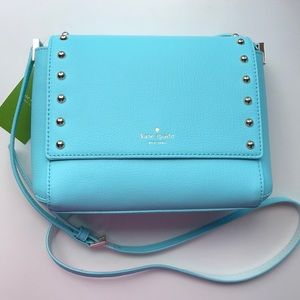 Kate Spade Sanders Place Avva in Atoll blue
